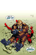 Image: Fear Itself: Deadpool #3 - Marvel Comics