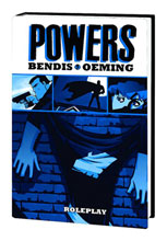 Image: Powers Vol. 02: Roleplay HC  - Marvel Comics - Icon