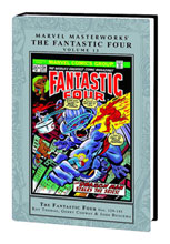 Image: Marvel Masterworks: Fantastic Four Vol. 13 HC  - Marvel Comics
