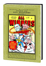 Image: Marvel Masterworks: Golden Age All-Winners Vol. 04 HC  - Marvel Comics