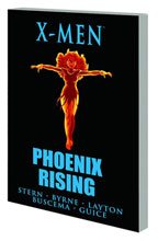 Image: X-Men: Phoenix Rising SC  (new printing) - Marvel Comics