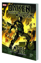 Image: Daken: Dark Wolverine - Empire SC  - Marvel Comics