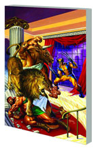 Image: Wolverine / Hercules: Myths, Monsters & Mutants SC  - Marvel Comics