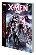Image: X-Men: Curse of the Mutants SC  - Marvel Comics