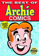Image: Best of Archie Comics SC  - Archie Comic Publications
