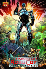 Image: Terminator / Robocop: Kill Human #2 - D. E./Dynamite Entertainment