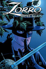 Image: Zorro Rides Again #2 - D. E./Dynamite Entertainment