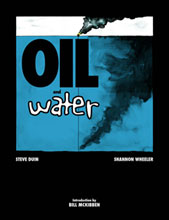 Image: Oil and Water HC  - Fantagraphics Books