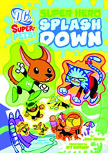 Image: DC Super-Pets: Super Hero Splash Down SC  (young readers) -