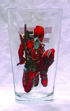Image: Toon Tumblers Deadpool Pint Glass  -