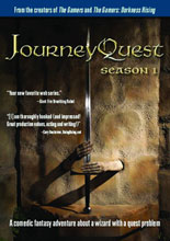 Image: JourneyQuest Season 01 DVD  -