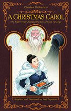 Image: Christmas Carol: The Night That Changed Eliza Scrooge HC  - Dark Horse Comics