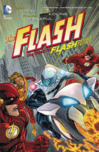Image: Flash: The Road to Flashpoint SC  - DC Comics