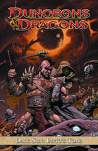 Image: Dungeons & Dragons: Dark Sun: Ianto's Tomb SC  - IDW Publishing