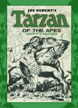 Image: Joe Kubert's Tarzan of the Apes Artist's Edition HC  - IDW Publishing