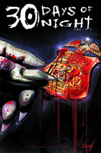 Image: 30 Days of Night Vol. 02: Blood-Stained Looking Glass SC  - IDW Publishing