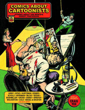 Image: Comics About Cartoonists HC  - IDW Publishing