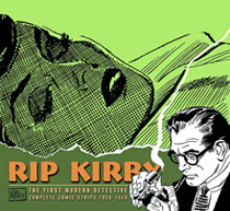 Image: Rip Kirby: Complete Comic Strips 1956-1959 HC  - IDW Publishing