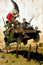 Image: Peter Panzerfaust Vol. 01: The Great Escape SC  - Image Comics
