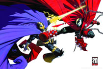 Image: Spawn 20th Anniversary Poster #3  - Image Comics