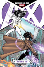 Image: Avengers vs. X-Men #10 (X-Men Team variant cover) (AvX) (v0) - Marvel Comics