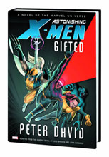Image: Astonishing X-Men: Gifted Prose Novel HC  - Marvel Comics