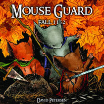 Image: Mouse Guard Vol. 01: Fall 1152 HC  (w/Dust Jacket) - Archaia Entertainment LLC