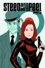 Image: Steed and Mrs. Peel #0 - Boom! Studios