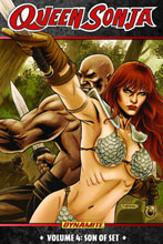 Image: Queen Sonja Vol. 04: Son of Set SC  - D. E./Dynamite Entertainment