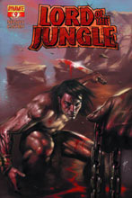 Image: Lord of the Jungle #9 - Dynamite