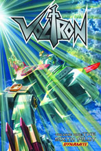 Image: Voltron Vol. 01: Sixth Pilot SC  - D. E./Dynamite Entertainment