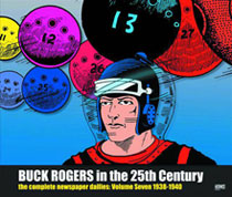 Image: Buck Rogers in the 25th Century Complete Newspaper Dailies Vol. 07 HC  - Hermes Press