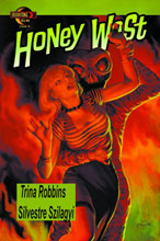 Image: Honey West #7 - Moonstone