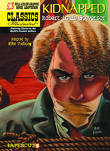 Image: Classics Illustrated Vol. 16: Kidnapped HC  - Papercutz
