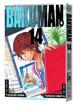 Image: Bakuman Vol. 14 SC  - Viz Media LLC