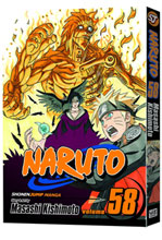 Image: Naruto Vol. 58 SC  - Viz Media LLC