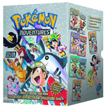 Image: Pokemon Adventures Gold & Silver Box Set 02 SC  - Viz Media LLC