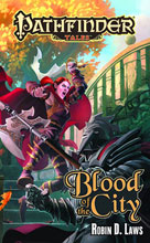 Image: Pathfinder Tales: Blood of the City SC  -