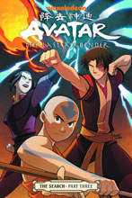 Image: Nickelodean Avatar: The Last Airbender - The Search Part 3 SC  - Dark Horse Comics