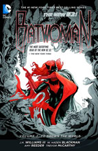 Image: Batwoman Vol. 02: To Drown the World SC  (N52) - DC Comics