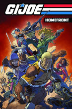 Image: G.I. Joe Vol. 01: Homefront SC  - IDW Publishing