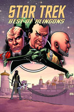 Image: Star Trek: Best of Klingons SC  - IDW Publishing