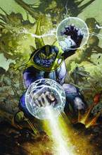 Image: Thanos Rising #5 (Infinity) - Marvel Comics