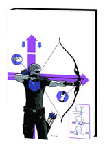 Image: Hawkeye Vol. 01 HC  - Marvel Comics