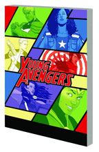 Image: Young Avengers Vol. 01: Style > Substance SC  (NOW!) - Marvel Comics