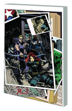 Image: Secret Avengers Vol. 01: Reverie SC  (NOW!) - Marvel Comics