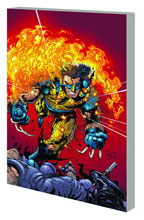 Image: Wolverine: The Return of Weapon X SC  - Marvel Comics