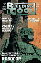Image: Bleeding Cool Magazine #6 - Bleeding Cool