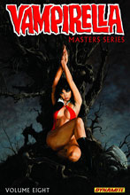 Image: Vampirella Masters Series Vol. 08: Mike Carey with Joshua Hale Fialkov SC  - Dynamite