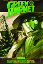 Image: Green Hornet: Year One Omnibus SC  - Dynamite